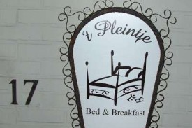 Bed & Breakfast 't Pleintje