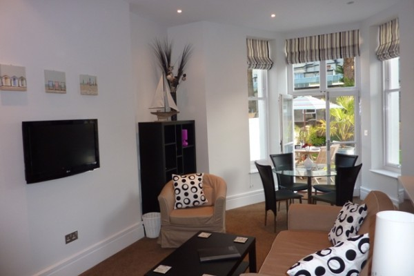 Apartment In Eastbourne Hartington Place Luxury 1
