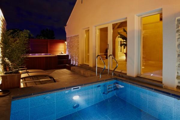 Chambres d 39 h tes kampenhout oxygen house private - Hotel avec piscine pres de paris ...