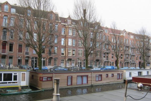 Chambres d 39 h tes amsterdam houseboat linda for Chambre d hotes amsterdam