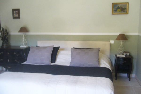 chambres d 39 h tes vaison la romaine le septi me jour. Black Bedroom Furniture Sets. Home Design Ideas