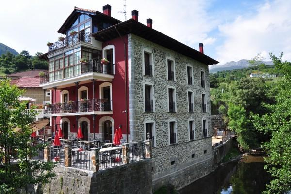 Hotel con encanto en regules soba la casa del puente - La casa del puente regules ...